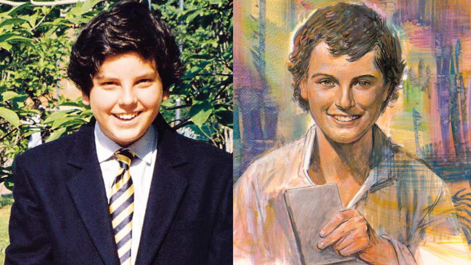 Carlo Acutis y Domingo Savio: la santidad juvenil no pasa de moda   Portal  de Noticias Salesianas